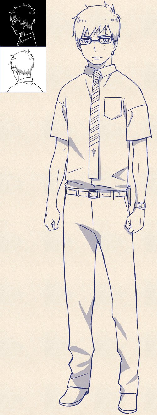 blue-exorcist-kyoto-impure-king-arc-character-designs-yukio-okumura
