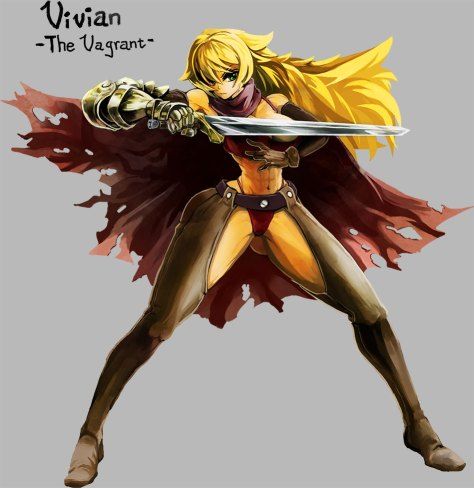 Vivian the Vagrant