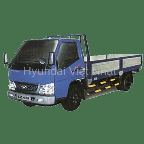 Xe tải IZ49 - Thùng lửng