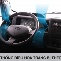 May lanh theo xe