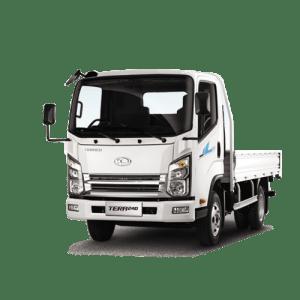 Xe tải Teraco 240S thùng lửng