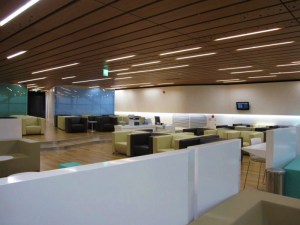 Korea Air Lounge