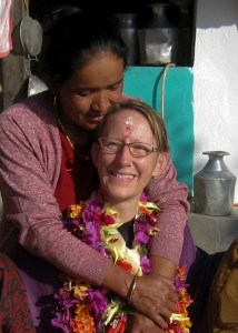 Didi - my big sister in Nepal