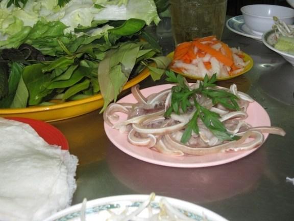 pig ears vietnam