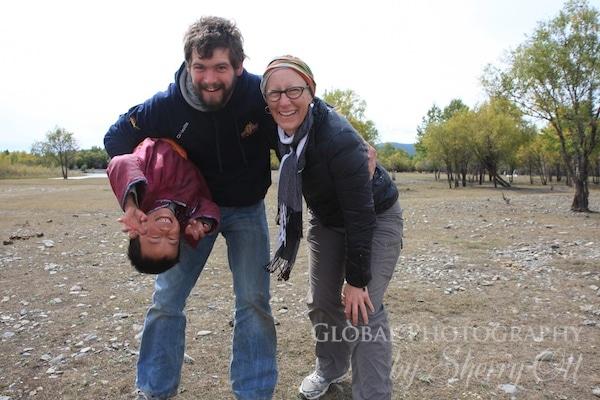 mongolia kids