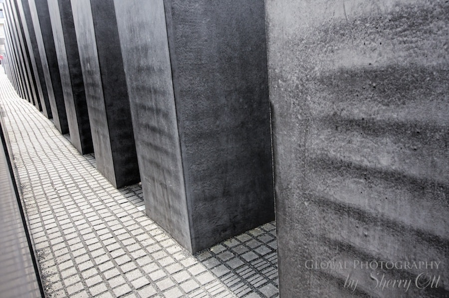 holocaust memorial photography