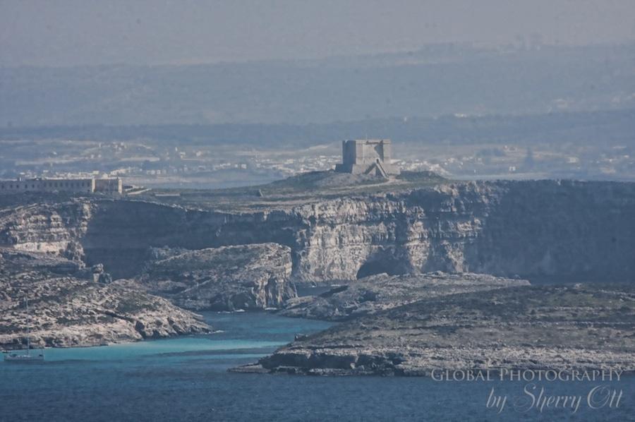 malta defense tower