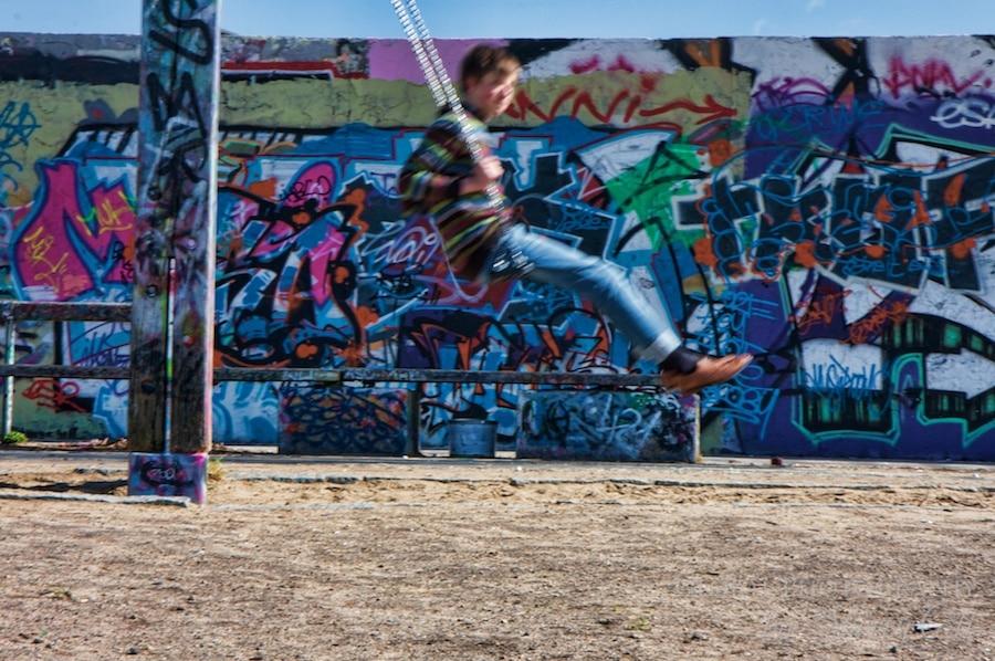 Park graffiti