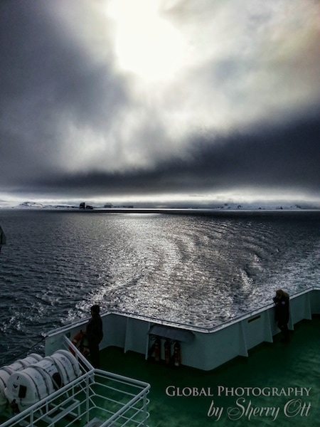 Cloudscapes Antarctica Pictures