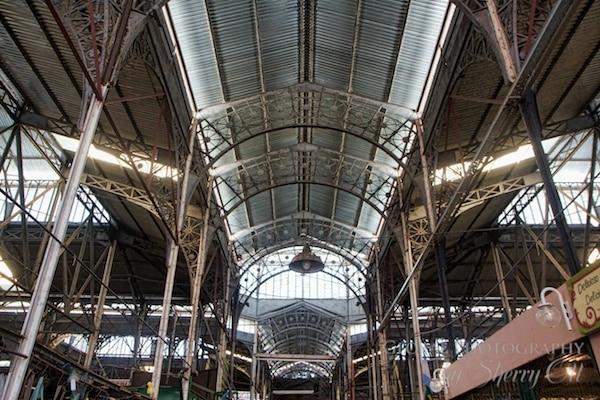 iron roof