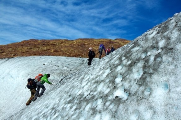 Viedma Glacier Patagonia