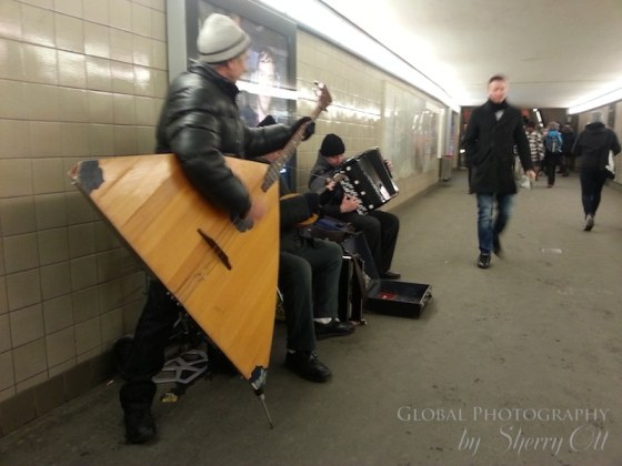 Ubahn music