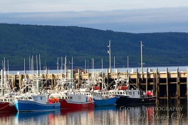 Digby wharf