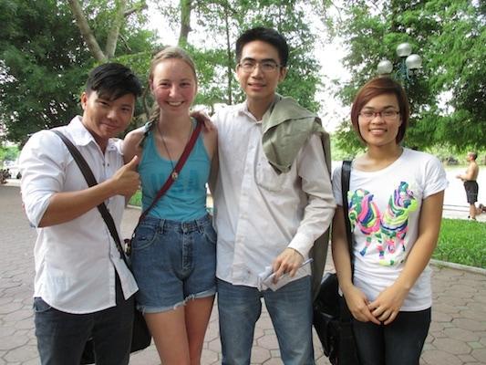 HaNoi students