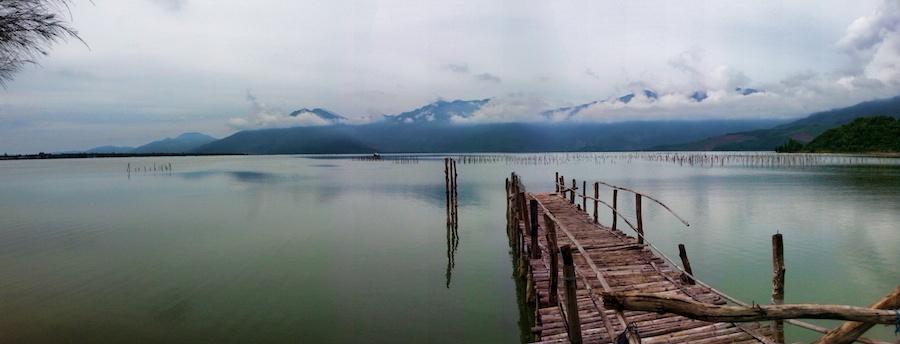 Vietnam dock