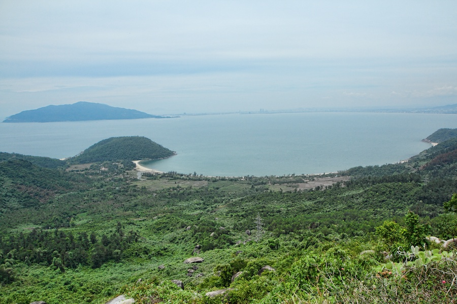 Hai Van Pass view