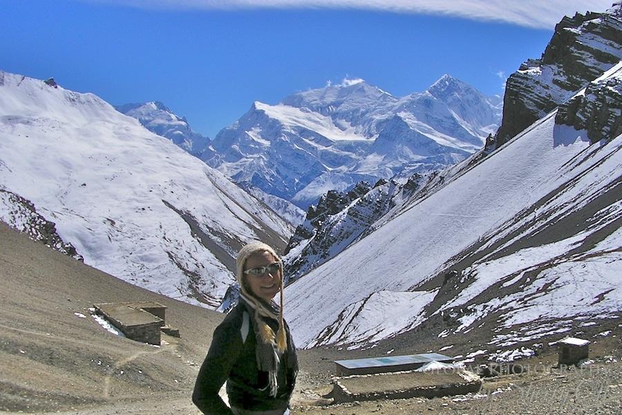 Annapurna circuit pass