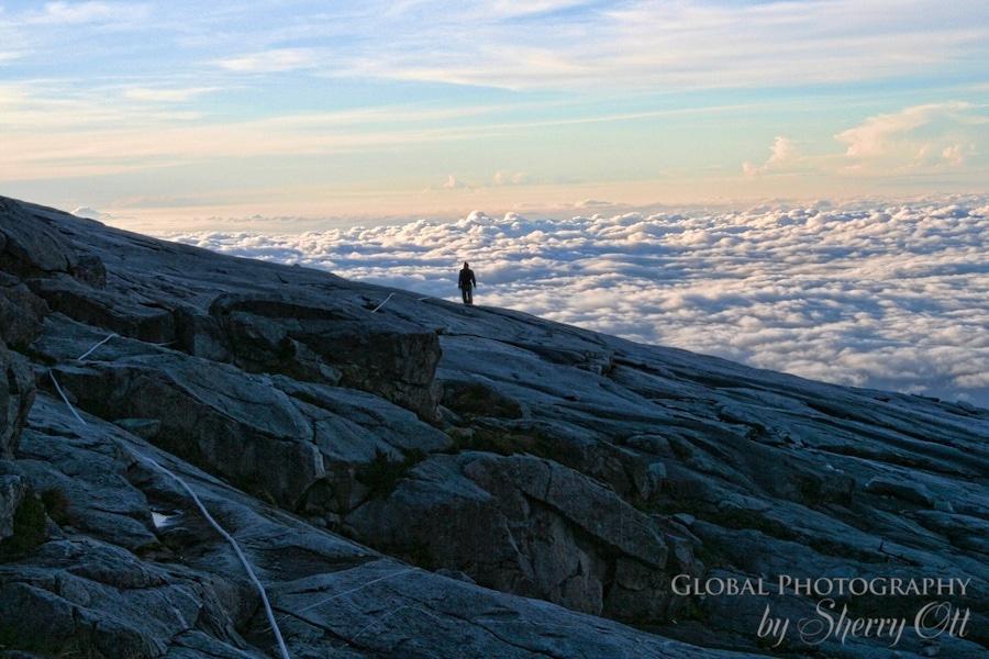 Mt. Kinabalu Borneo hike