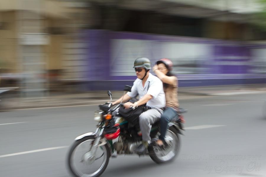 panning photos vietnam