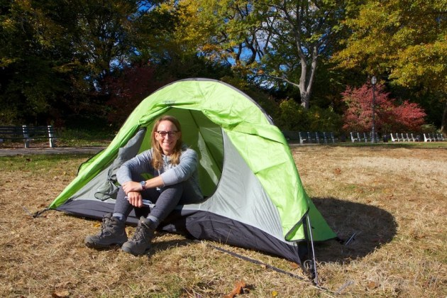 one person tent