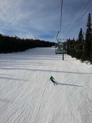 marmot basin ski school