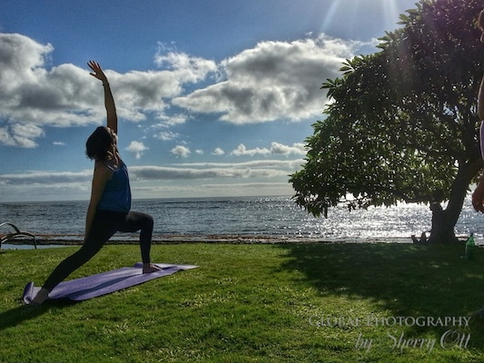 Yoga Kauai