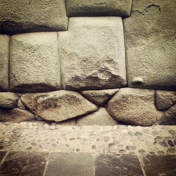 Cusco stonework