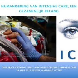 Humanisering van intensive care