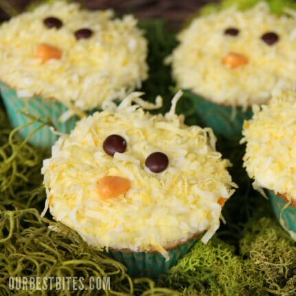 Chicky Cupcakes
