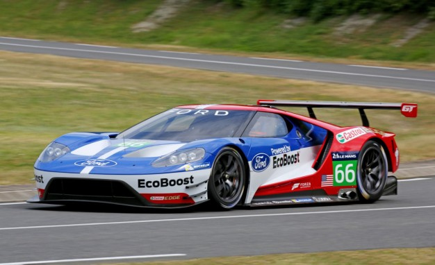 ACO Accepts Four (Ideally, Fully Functioning) Ford GTs to 2016 Le Mans Race
