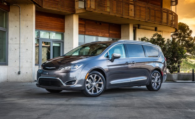 Mom.me Mobile: Google Working with Chrysler on Autonomous Pacifica