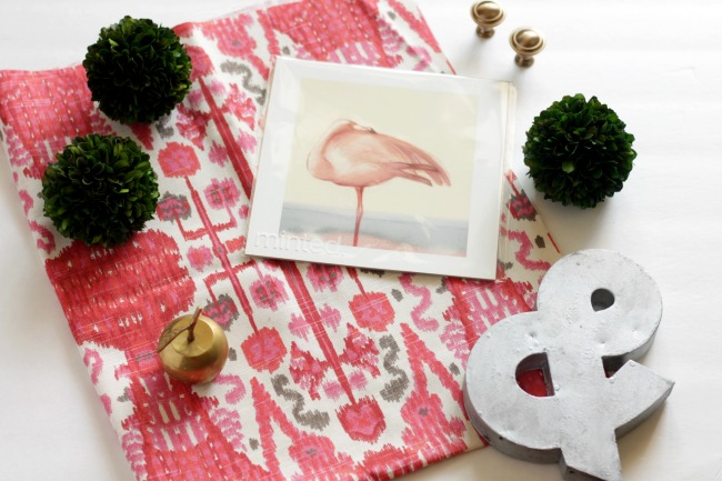 Flamingo Love and a Giveaway