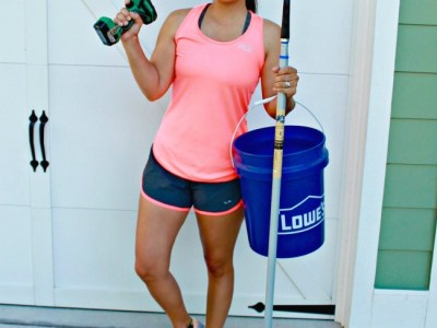 Apply for a Lowe's Fall Makeover