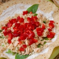 Recipe: Chicken Salad Wraps
