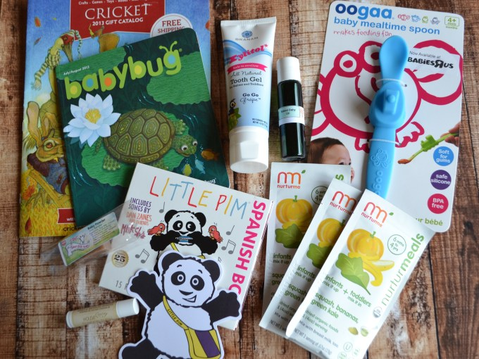 Jan Ecocentric Mom Baby items