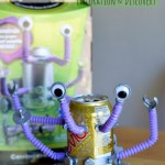 The Best Toys to Explore & Discover: Creating a Tin Can Robot