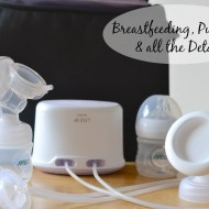 Breastfeeding, Pumping and All the Details #LoveIsInTheDetails