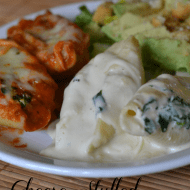 Cheese & Spinach Stuffed Shells Recipe with Bertolli