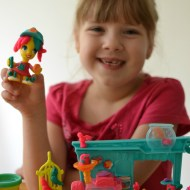 Hands on Fun and Learning with PLAY-DOH