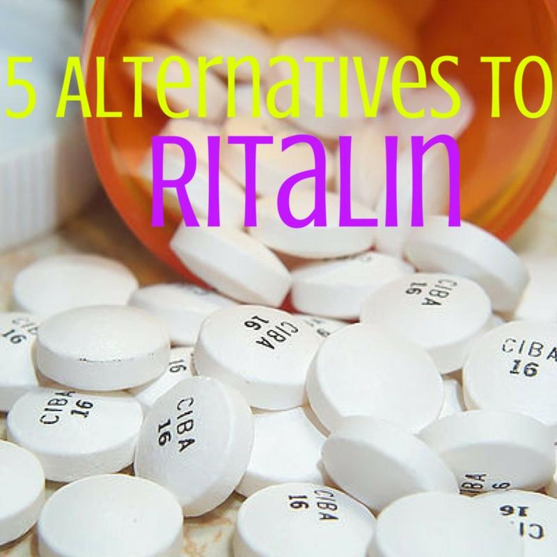 5 Alternatives to Ritalin