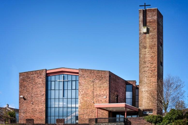 Our Lady of Lourdes RC Church East Kilbride External