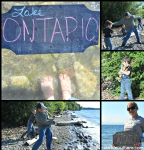 Lake Ontario Collage