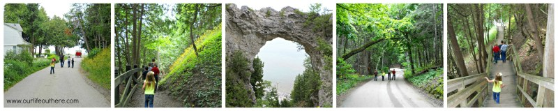 Mackinac Island Trails