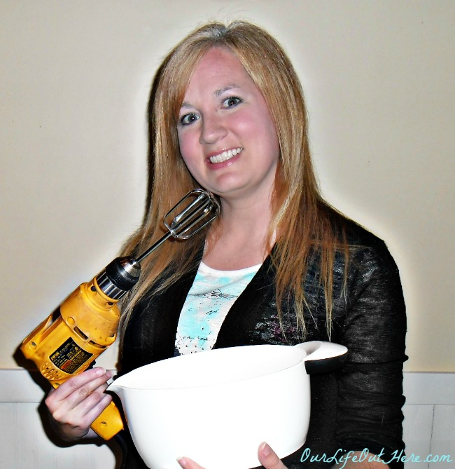 uses for hand mixer