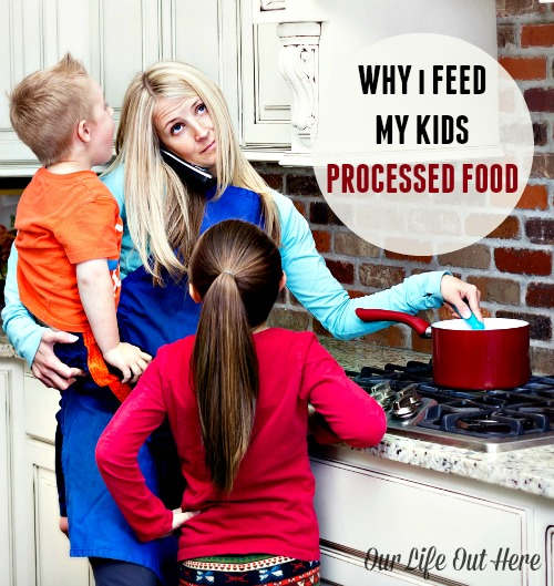 Processed food and other mommy wars...And the reason behind them. #parenting #mommywars