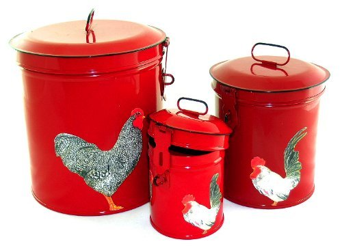 Rooster Canister Sets for Sale