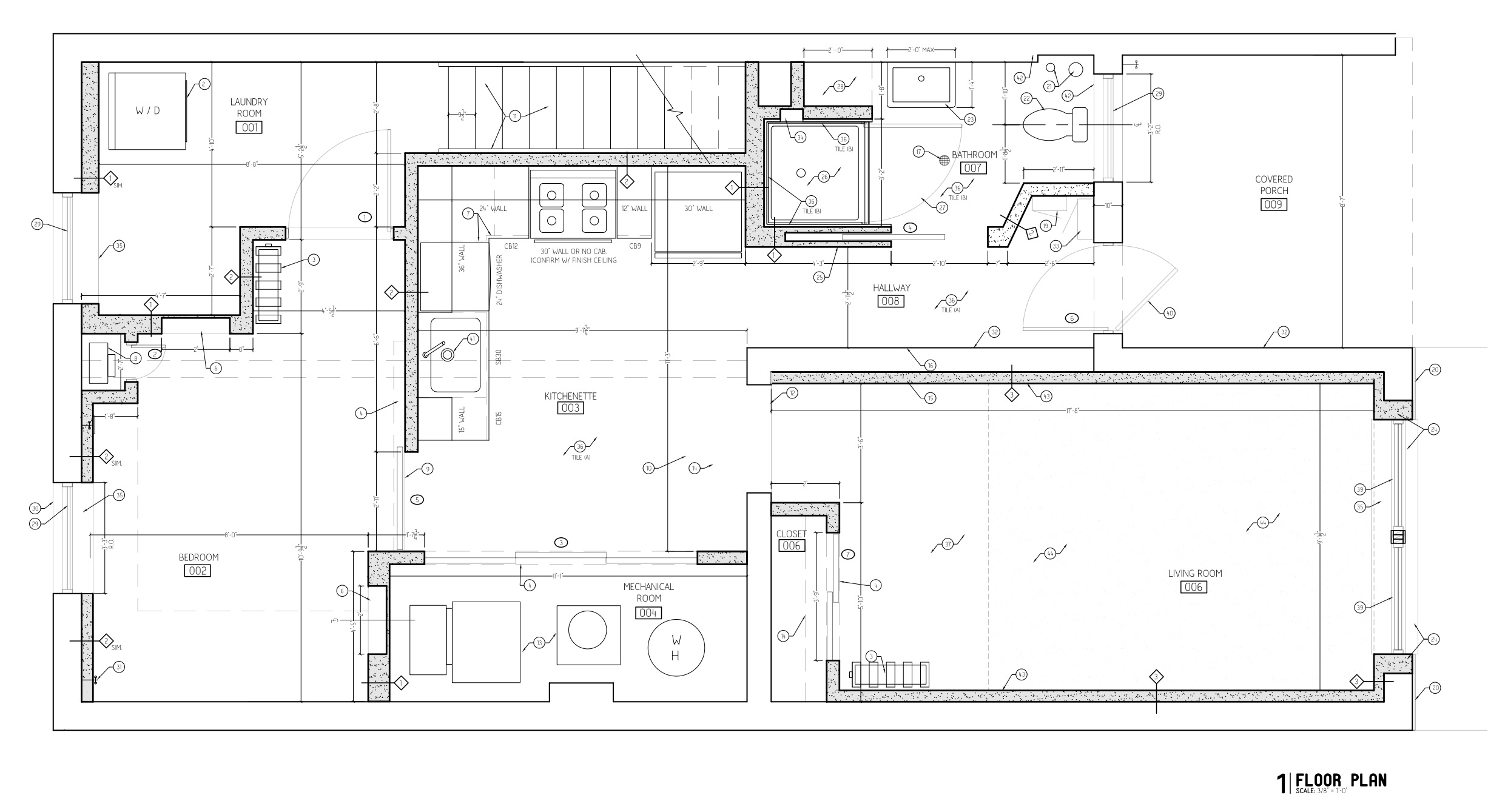 Creating a new workshop and beer cellar in the for Basement workshop plans