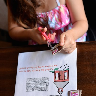 What Box Tops Can Do For My Kid's School