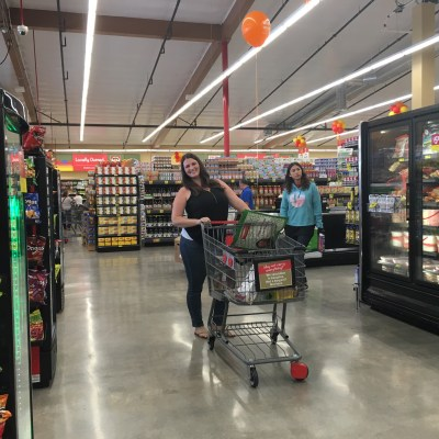 Shopping For Savings With Grocery Outlet
