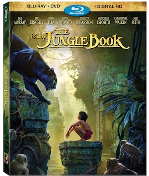 Disney's The Jungle Book on Digital HD August 23 and on Blu-ray August 30